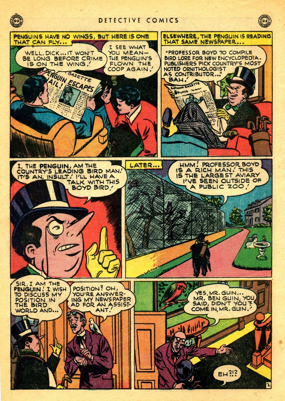 Detective Comics (1937) 120 Page 3