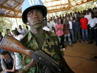 Позиция ООН