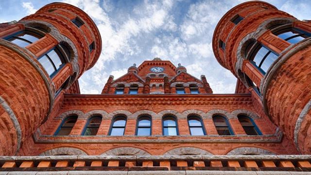 5 châteaux à découvrir quand on est au Texas