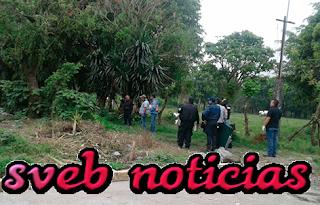 Hallan restos de una mujer en Mariano Escobedo Veracruz