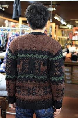 COLIMBO Peruvian Knit Cardigan