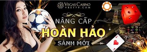 Nhiều trò chơi cá độ tại Vegas casino trên điện thoại