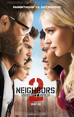 Sinopsis Film Neighbors 2 (2016)