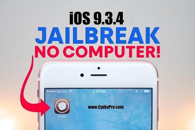 الهاكر لوكا توديسكو يتمكن من عمل جيلبريك iOS 9.3.4