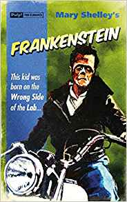 Frankenstein Pulp the Classics
