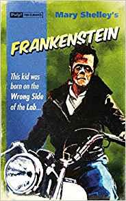 Frankenstein Pulp the Classics