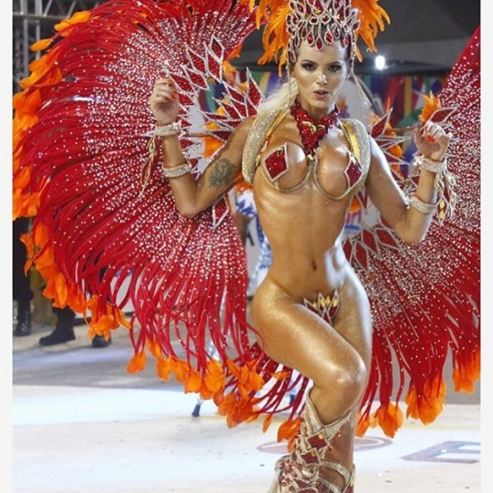 """Hot girls"" Thalita Zampirolli sexy Brazil samba dancer 7"