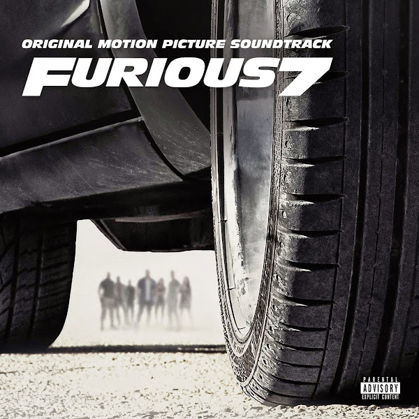 Various Artists - Furious 7 (Original Motion Picture Soundtrack) Cover