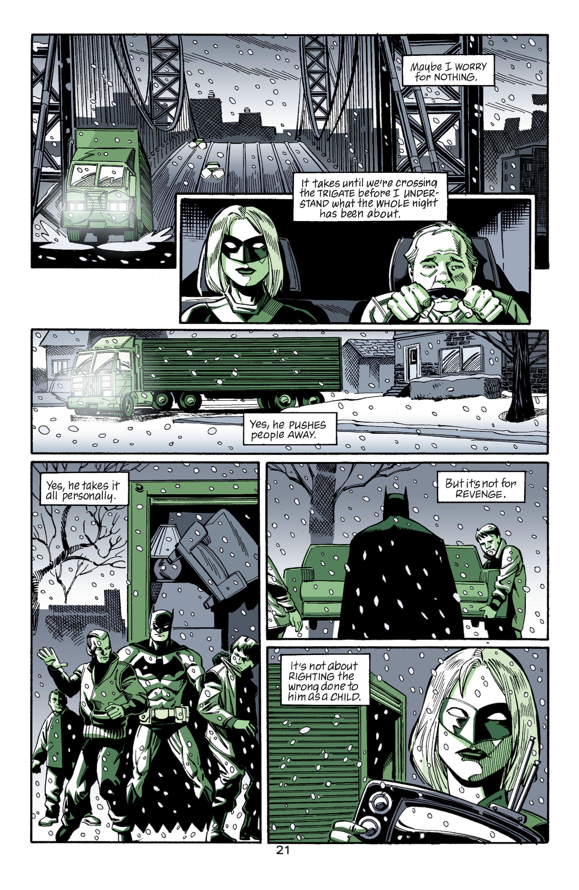 Detective Comics (1937) 765 Page 20