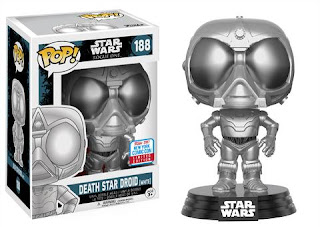 Pop! Star Wars: Rogue One – Death Star Droid