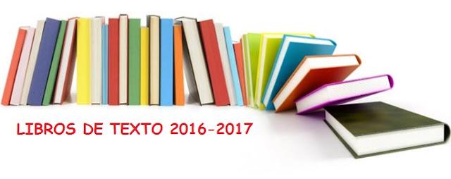 Libros de texto 16_17