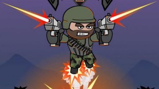 Doodle Army 2 : Mini Militia MOD APK aka APK MOD 4 1 1 (Pro