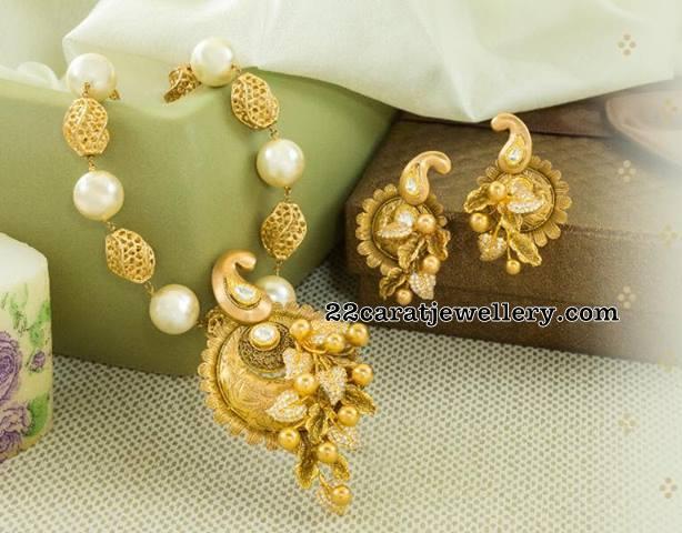 Fancy Necklace from Neelkanth