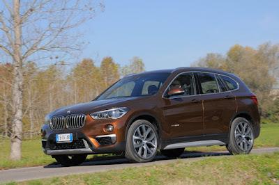 Prezzo importante per la BMW X1