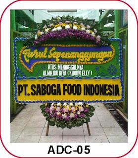 Pesan Karangan Bunga Duka Cita di Jakarta Barat