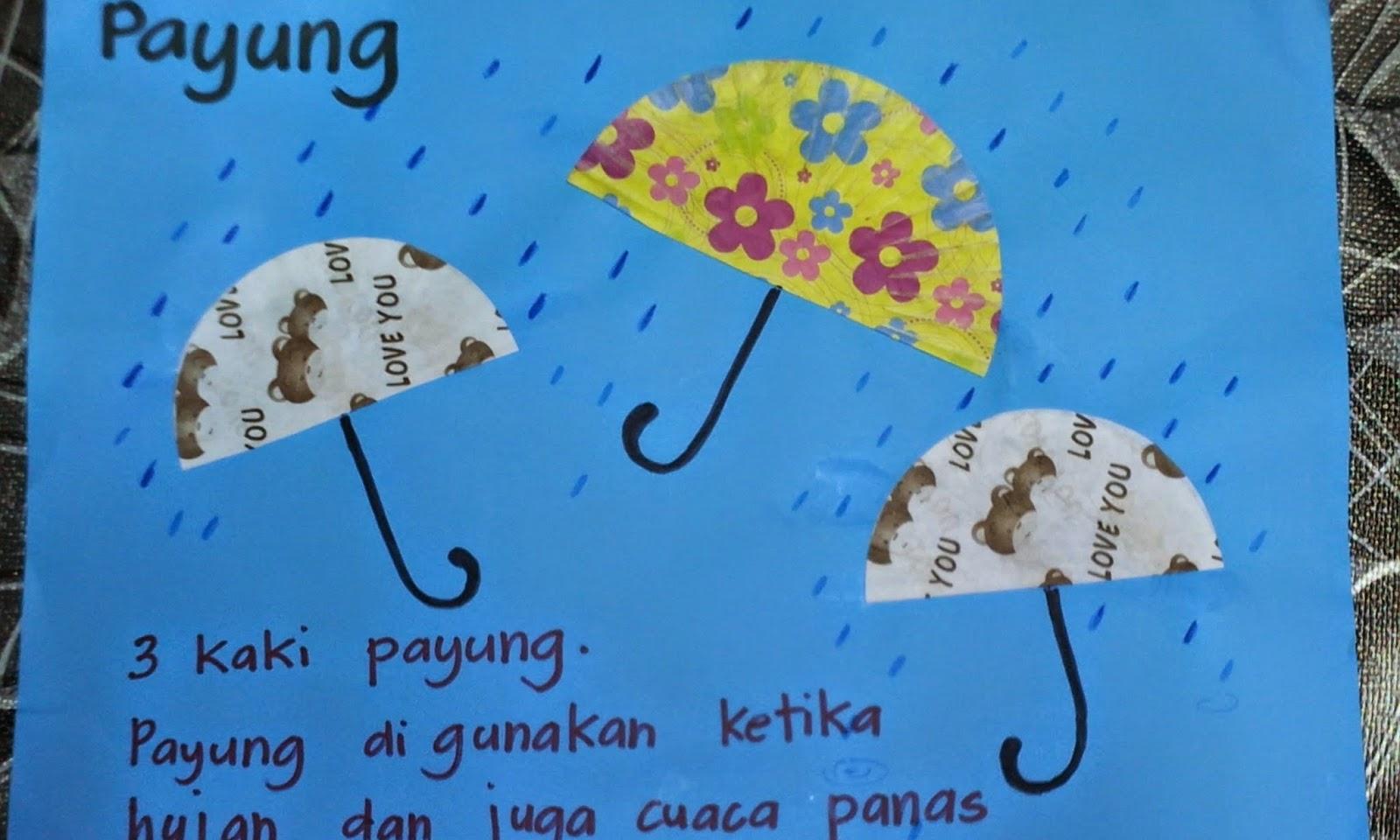 PRASEKOLAH SK PULAPAH: Cuaca