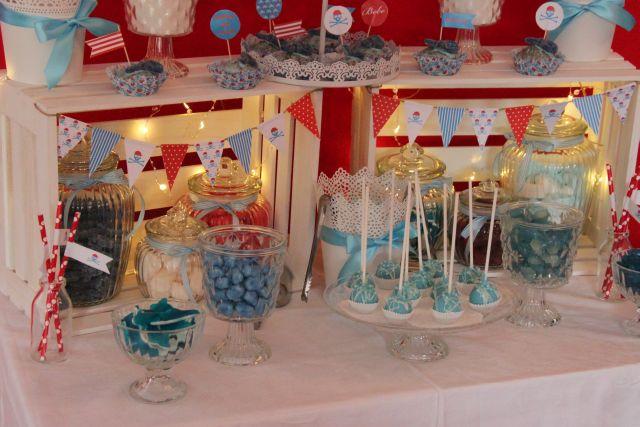 Bar Deko ankerwerfer deko bar für babyshower