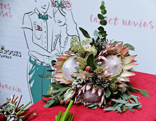florella arte floral ganador mi boda rocks experience asturias 2016
