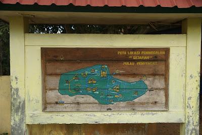 Peta Pulau Penyengat