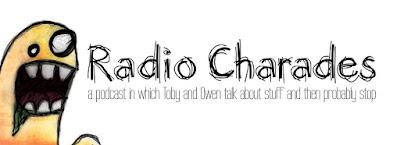 Radio Charades Logo