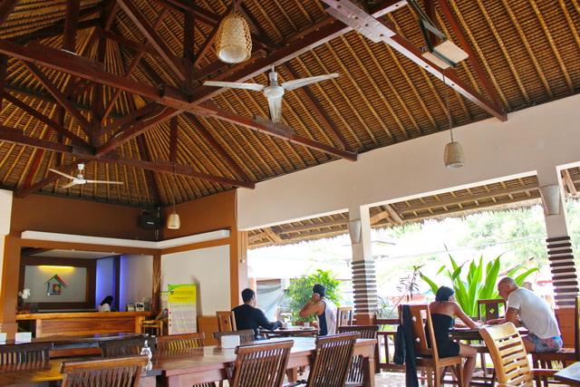 restoran di melati resort