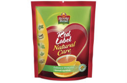 Brooke Bond Red Natural Care 1kg Tea For Rs 420 (Mrp 470) at Amazon