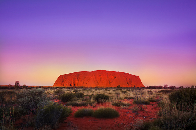The most beautiful places to visit in Australia