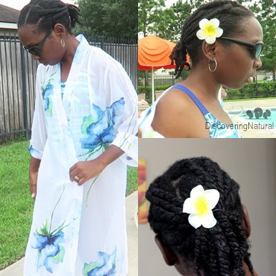 How to Care for Your Natural Hair After Swimming | DiscoveringNatural