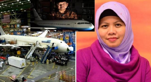 Ajiib !!!...Diah Darmawaty, Satu-Satunya Muslimah Palembang yang Jadi Perancang Interior Pesawat di Amerika