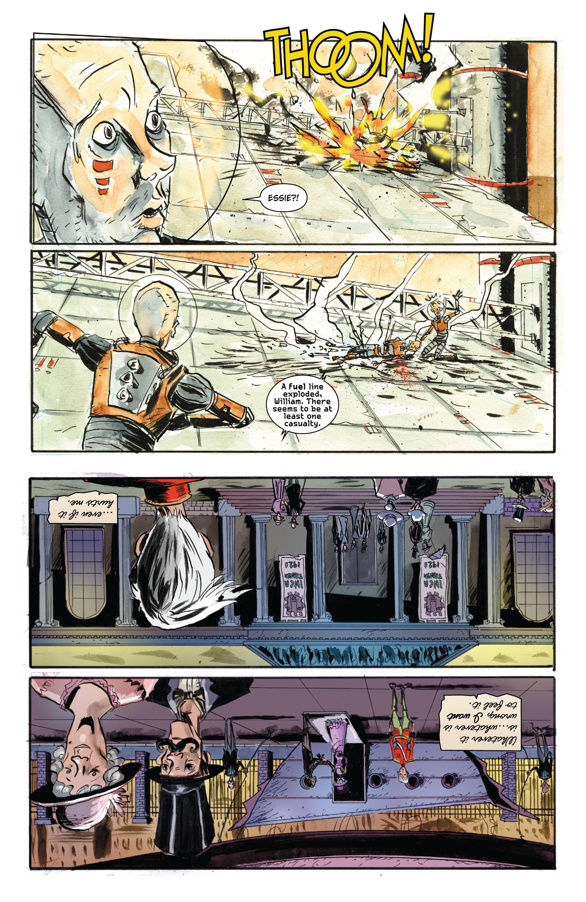 Read online Trillium comic -  Issue # TPB - 129