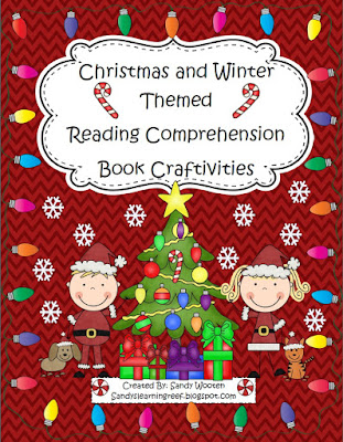 https://www.teacherspayteachers.com/Product/Christmas-Winter-Themed-Reading-Comprehension-Book-Craftivities-For-Any-Book-1002994