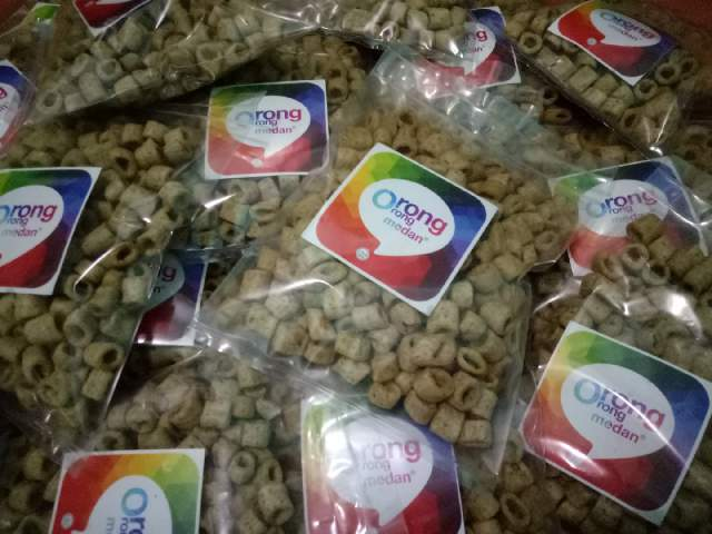 Orong - Orong di Medan