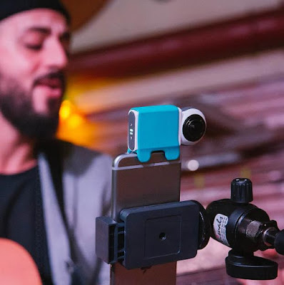 Giroptic iO 360 camera