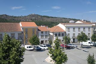 BUILDING / Hotel Casa Amarela ou Casa Magessi ou Casa de Philippe Orengo, Castelo de Vide, Portugal