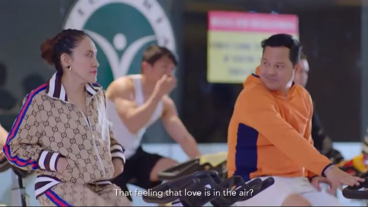 Feelennial (2019) Philippine RomCom film featuring Ai-Ai Delas Alas and Bayani Agbayani love team