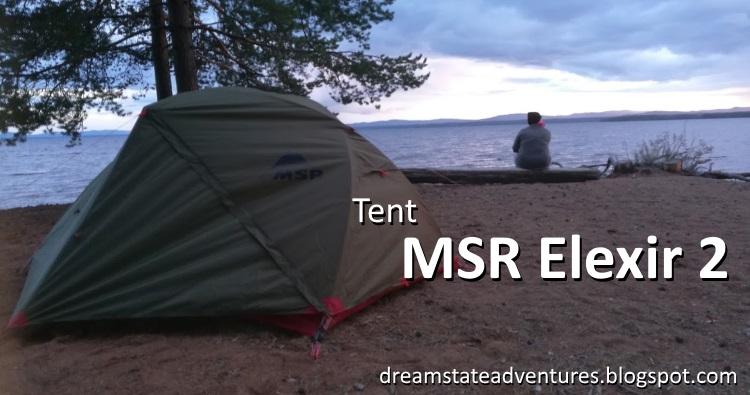 MSR Elexir 2 Tent