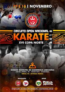 16ª Copa Norte de Karate