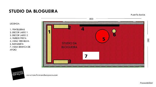 studio da blogueira - casa de personal organizer