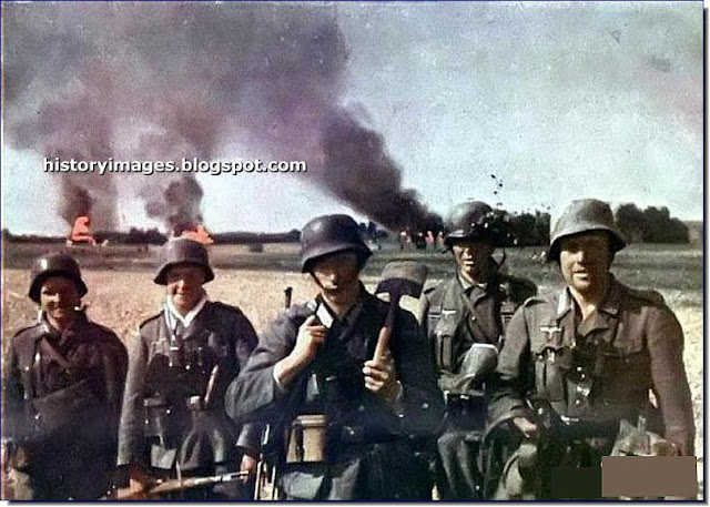 German soldiers Russia 1941
