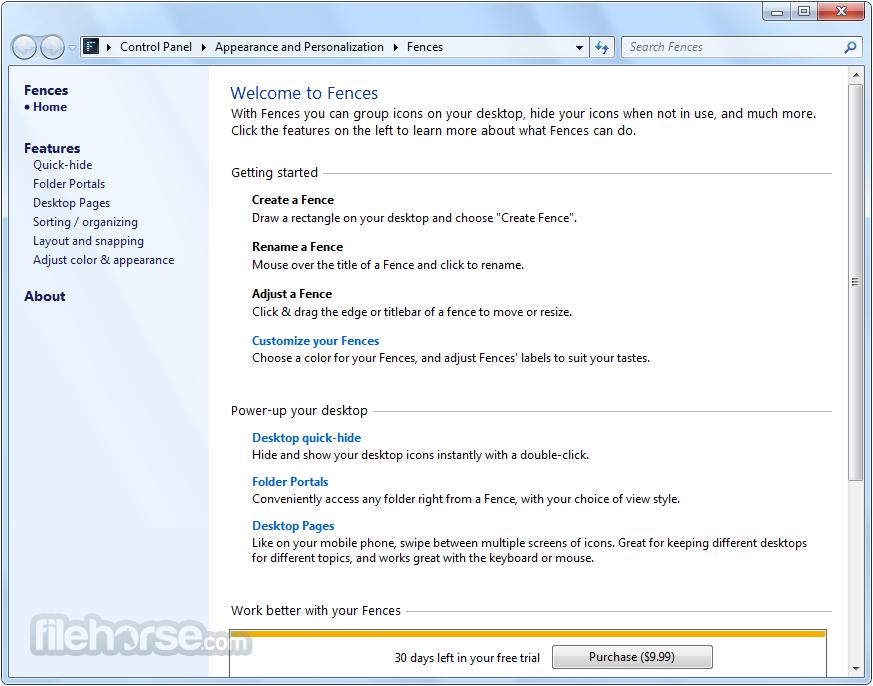 Full Softwares Fences 2 13 Serial Key Free Download Full