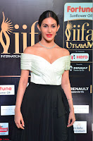 Amyra Dastur in White Deep neck Top and Black Skirt ~  Exclusive 014.JPG
