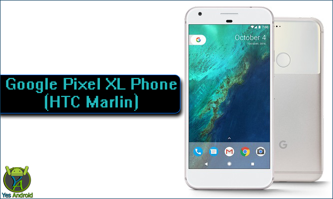 Google Pixel XL Phone / Nexus M1 Global TD-LTE 32GB (HTC Marlin) Full Specs Datasheet