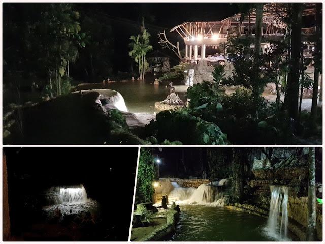 Paraíso Caño Hondo de noche