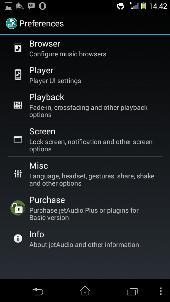 jetAudio Music Player Plus Apk Terbaru