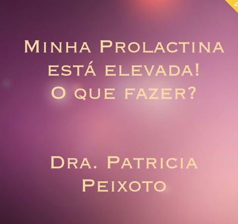 Exame de prolactina
