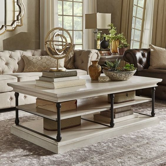 33 Best Coffee Table Styling Ideas