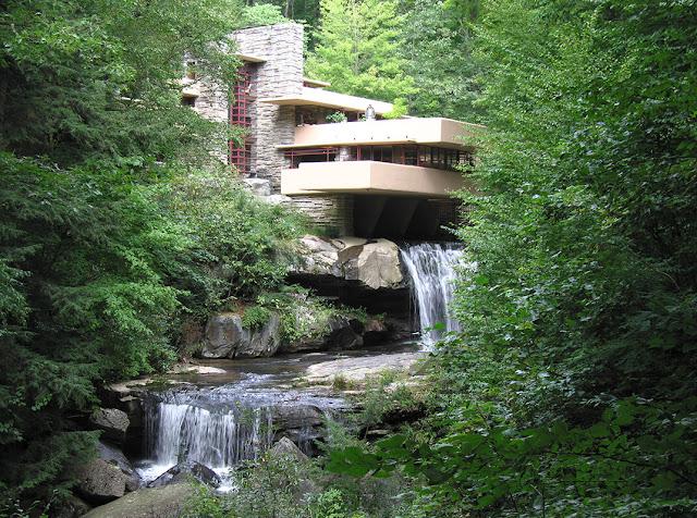 Casa de la Cascada Lloyd-Wright
