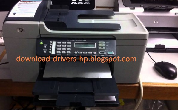 Hp officejet 5610 driver for mac os x 10 9 | HP Officejet