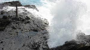 Pantai Halona - Pulau Hawaii