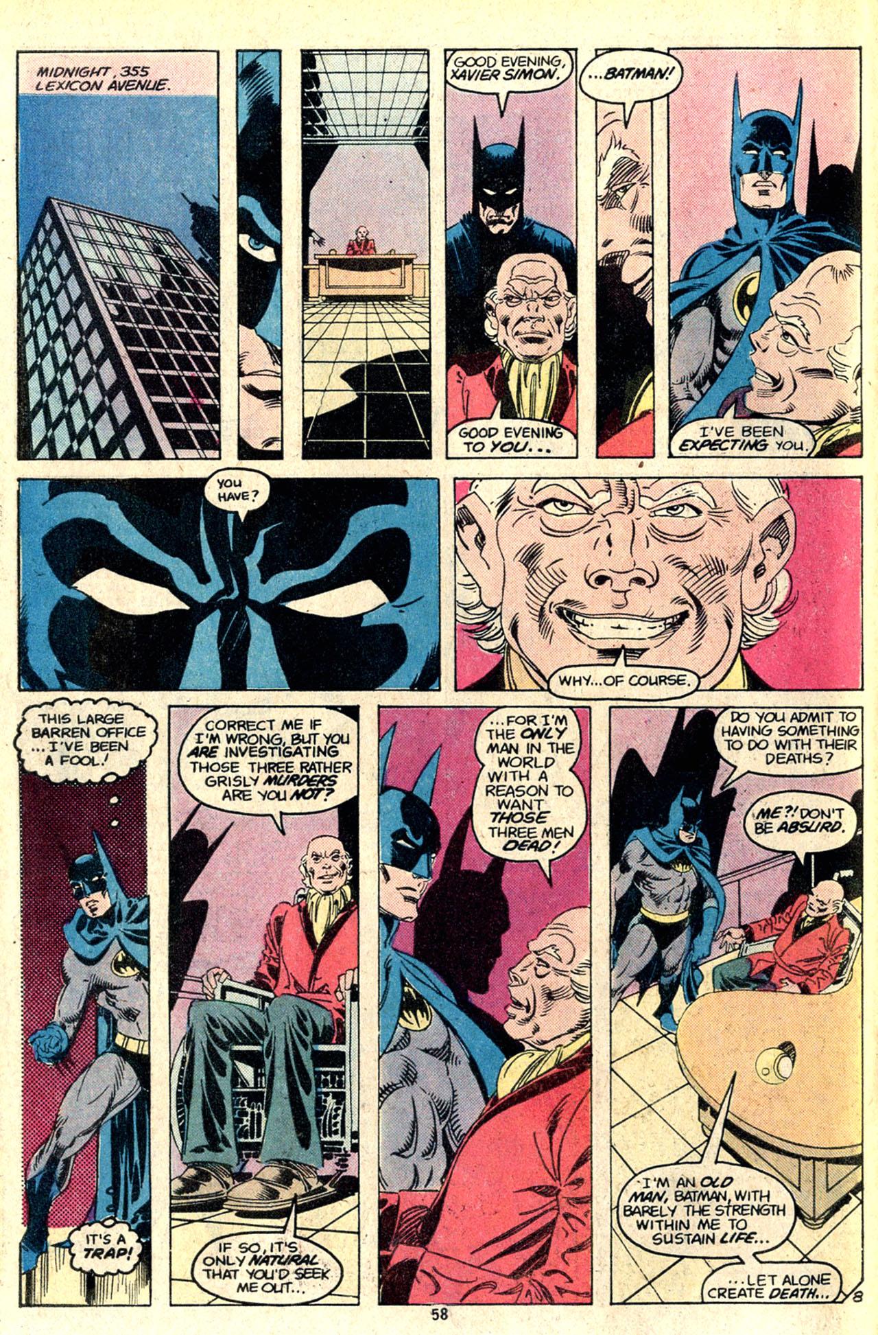 Detective Comics (1937) 481 Page 57